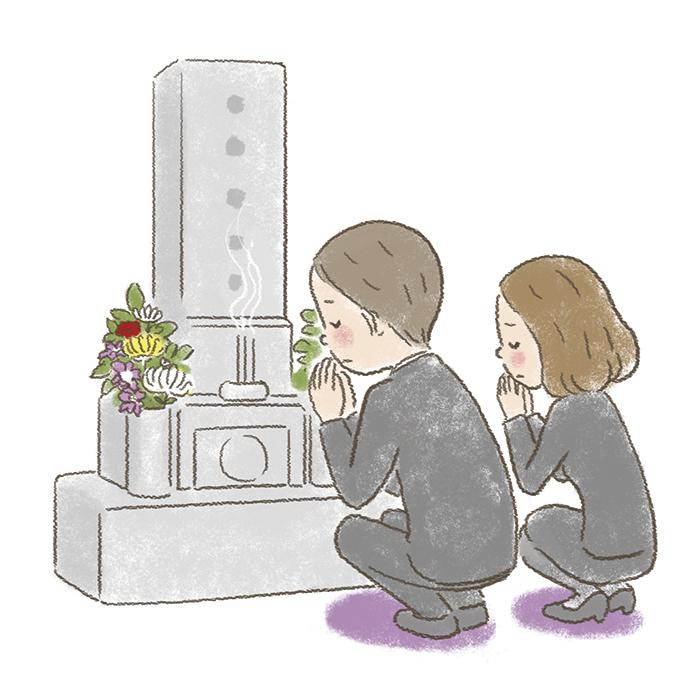 葬送支援・納骨支援とお墓